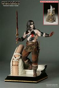 Sideshow Conan PF The Barbarian 1/4 – Statue Unboxing