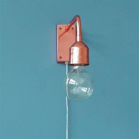 plug in wall l brass plug in wall sconce vintage great home decor