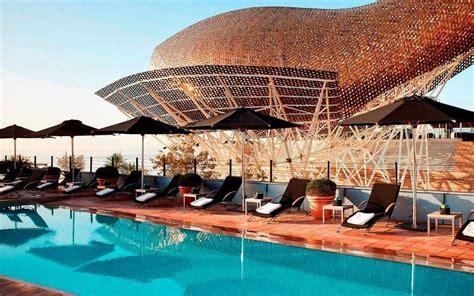 best hotels in barcelona top 10 the best luxury hotels in barcelona telegraph travel
