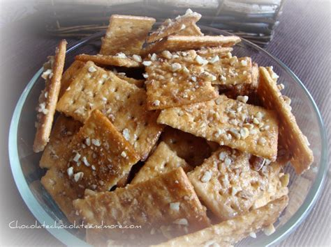 sweet and saltines sweet and salty crackers recipe