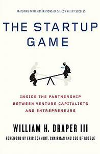 eBook The Startup Game: Inside the Partnership between ...