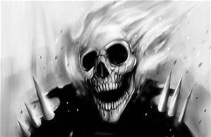 skull horror pics hd wallpapers