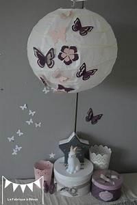 Suspension Chambre Bébé : deco chambre bebe fille parme ~ Voncanada.com Idées de Décoration