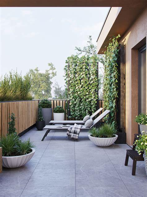 terrazzo arredamento terrazzo moderno 30 idee per un arredamento di design