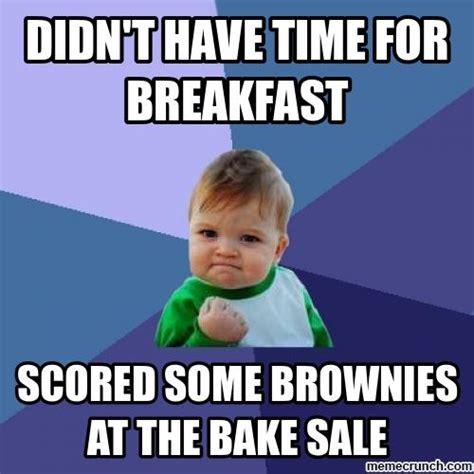 Baking Meme - bake sale