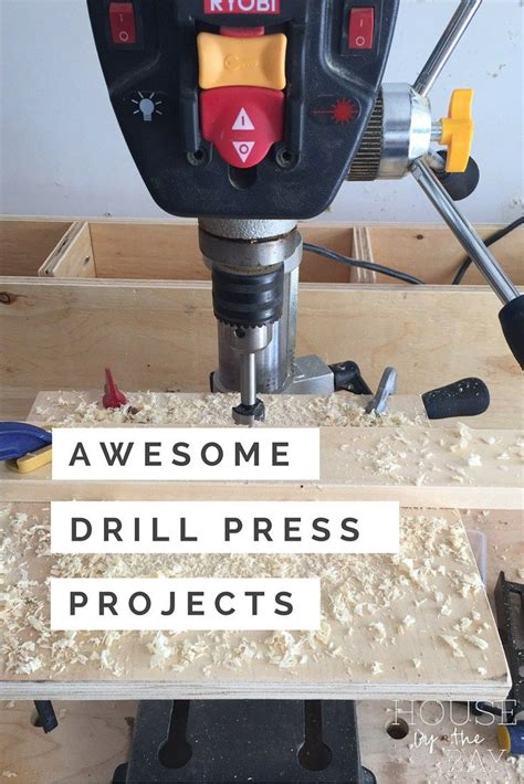 awesome  easy drill press projects woodworking