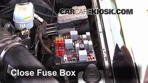 Chevrolet S10 Fuse Box : cambio de fusible de chevrolet s10 1994 2004 1996 ~ A.2002-acura-tl-radio.info Haus und Dekorationen