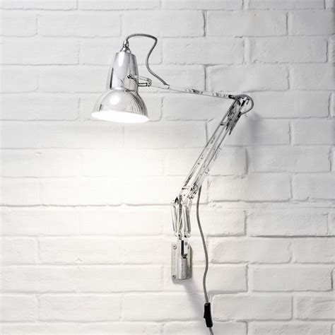 duo 1227 wall light anglepoise light up the room
