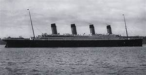 3 Rms Titanic 1912 White Star Line By