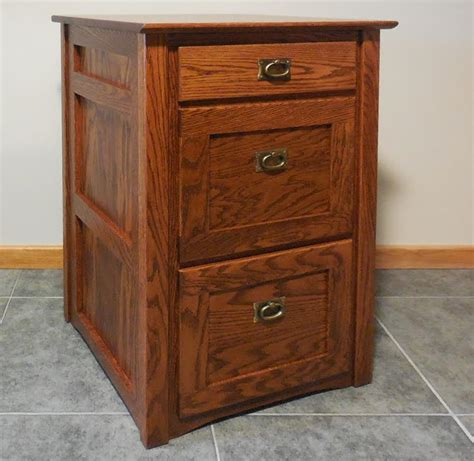 oak file cabinet authentic mission style solid oak 3 drawer filing cabinet