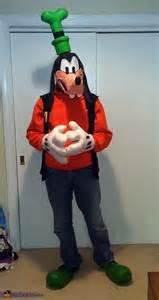 homemade goofy costume