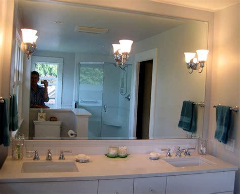 Installing Bathroom Light Fixture Mirror by Bathroom Remodel 187 Light Designs