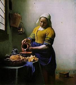 File:Vermeer - The Milkmaid.jpg - Wikimedia Commons