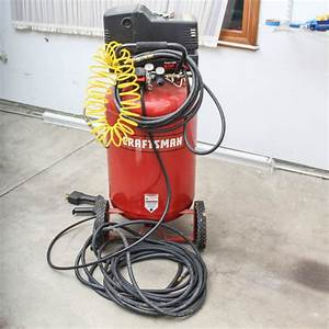 Craftsman 6 Hp 30 Gal Air Compressor
