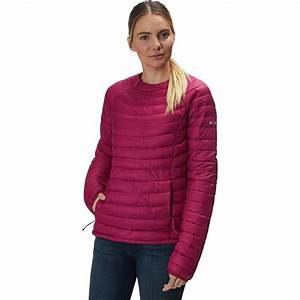 Columbia Size Chart Columbia Powder Pass Pullover Insulated Jacket Women 39 S