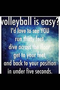volleyball quotes - Google Search | VOLLEYBALL | Pinterest ...