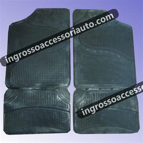 ingrosso tappeti ingrosso tappeti gomma 4 pezzi economico