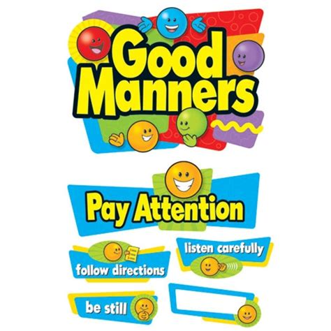manners for kids clipart images manners clip art cliparts co