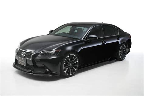 lexus gs  sport tuning  japan autoevolution