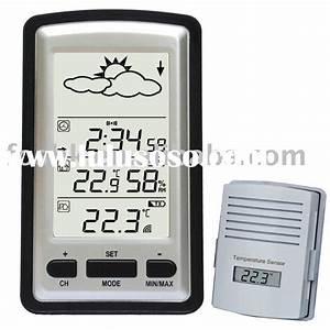 Acu Rite 00594w Wireless Weather Station Manual  Acu Rite