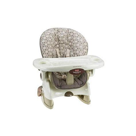 space saver high chair fisher price baby fever