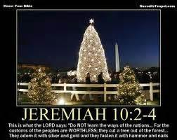 christmas is it christian or pagan