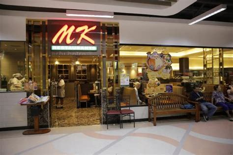 la chaine cuisine restaurant de la chaîne mk aux spécialités