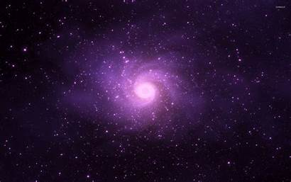 Galaxy Purple Spiral Space Backgrounds Wallpapers Universe