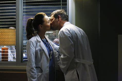 couples  greys anatomy   popsugar