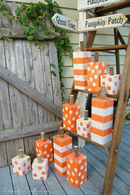 post painted pumpkins diary   crafty lady fall