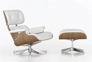 Fauteuil Charles Eames : fauteuil lounge ottoman charles ray eames ~ Melissatoandfro.com Idées de Décoration