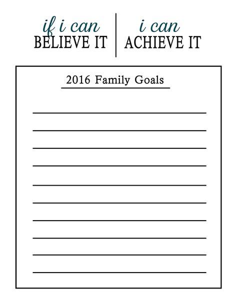 images  goal list template leseriailcom