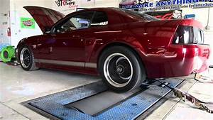 Supercharged 2v Mustang - YouTube