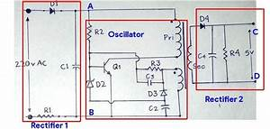 Schematic Samsung Mobile Charger Circuit Diagram