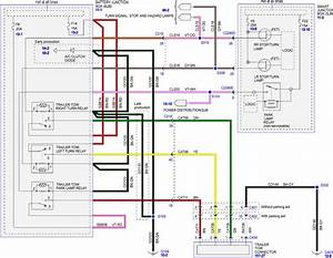 2008 Ford Super Duty Trailer Wiring Diagram