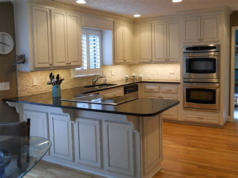 how to refinish maple cabinets refinish kitchen cabinets for a fresh kitchen look eva