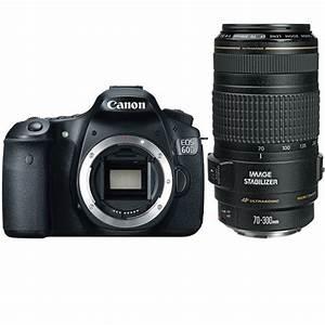 Eos 60 D : canon eos 60d dslr camera with 70 300mm lens kit b h photo video ~ Watch28wear.com Haus und Dekorationen