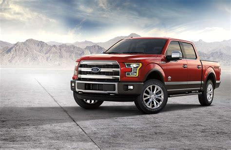 Ford F 150 Mileage by 2017 Ford F 150 Gas Mileage Rises To 21 Mpg Combined