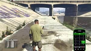 Grand Theft Auto V [GTA V] PS4 Cell Phone Cheat Code ...