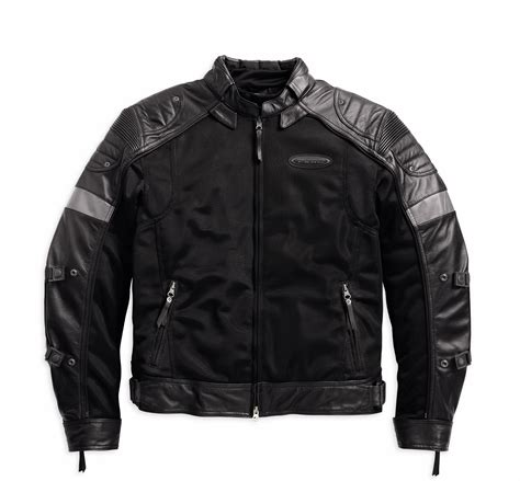 harley davidson releases new jackets with vent