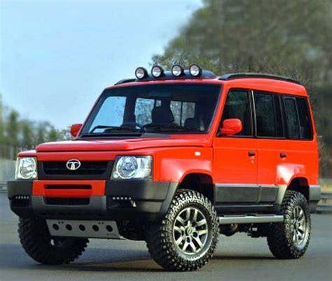 jeep tata 17 best images about tata automotive on pinterest 4x4