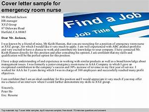 emergency room nurse cover letter With cover letter for emergency management position