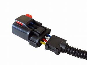 Glow Plug Wiring Harness W   Connectors 6 0l 2004