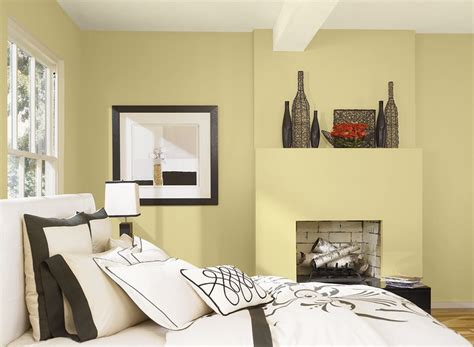 paint colors yellow bedroom ideas light relaxed