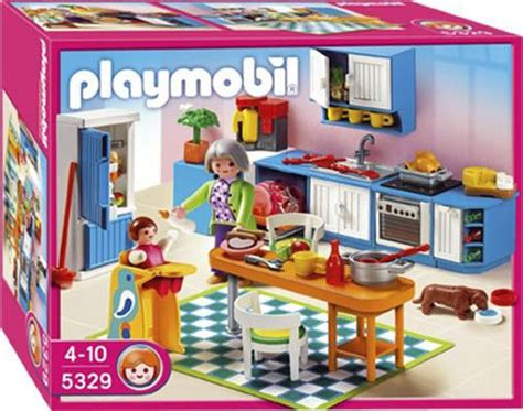 playmobil cuisine 5329 playmobil 5329 cuisine play original