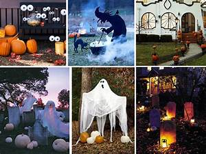 Decorare Il Giardino In Stile Halloween - Rubriche - Infoarredo
