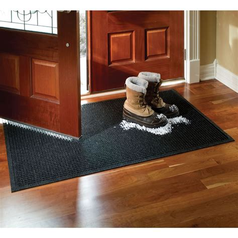 pint absorbing  profile door mat