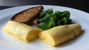 French Omelette - How to Make Soft, Buttery French-Style ...