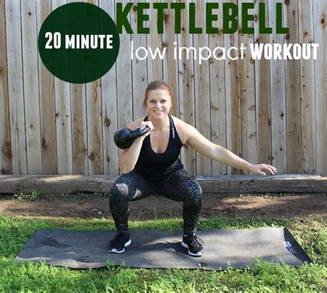 impact low workout kettlebell katalyst health body hiit