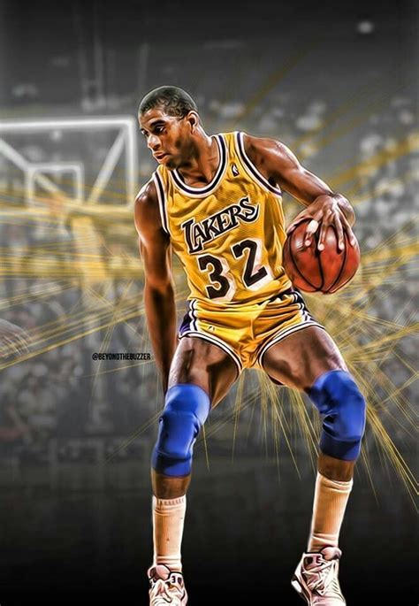 Magic Johnson. Best point guard in history. | Nba legends ...